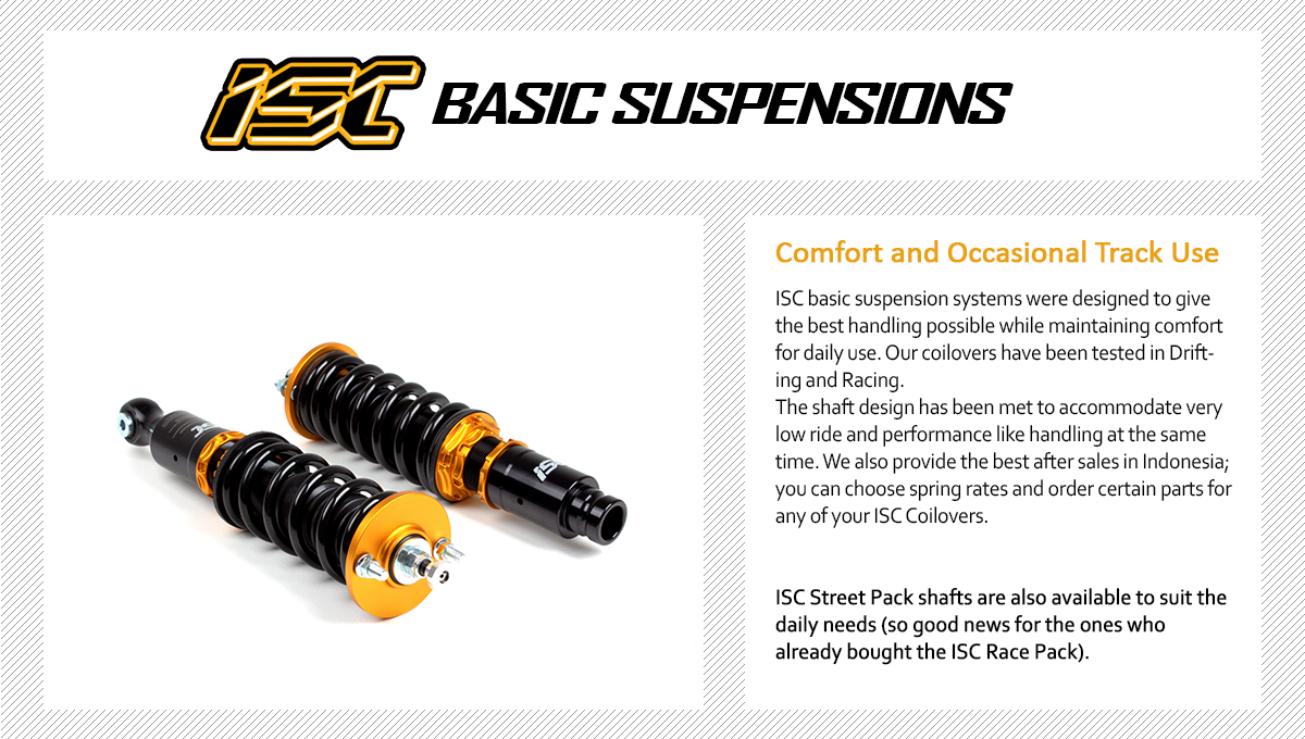 ISC Suspension basic