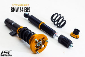 ISC-COILOVERS-SUSPENSION-BMW Z4 E89