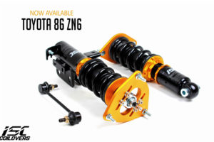 ISC-COILOVERS-SUSPENSION-TOYOTA 86 ZN6