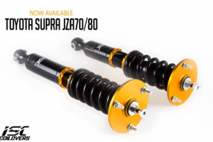 ISC-COILOVERS-SUSPENSION-TOYOTA SUPRA A80